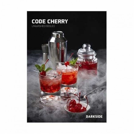 Табак Dark Side Medium Code Cherry 100 грамм (вишня)