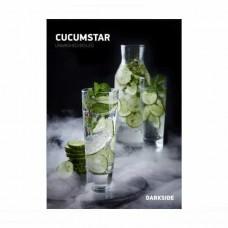 Табак Dark Side Medium Cucumstar 100 грамм (огурец)