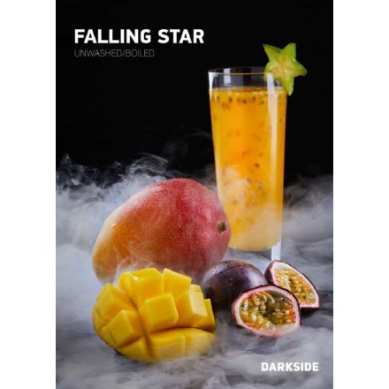 Табак Dark Side Medium Falling Star 250 грамм (манго и маракуя)