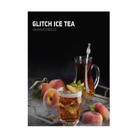 Табак Dark Side Medium Glitch Ice Tea 100 грамм (персиковый холодный чай)