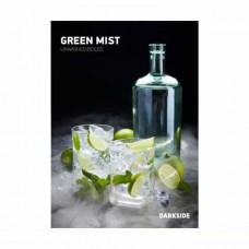 Табак Dark Side Soft Green Mist 100 грамм (Цитрусово - Алкогольный Коктейль)