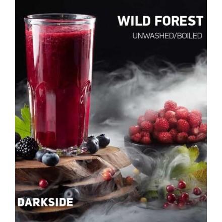 Табак Dark Side Medium Wild Forest 100 грамм (дикая земляника)