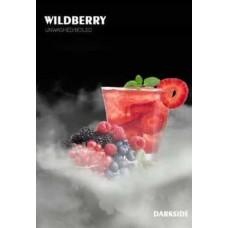 Табак Dark Side Medium Wildberry 100 грамм (ягодный микс)
