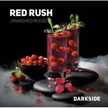 Табак Dark Side Medium Red Rush 100 грамм (барбарисовая конфета)