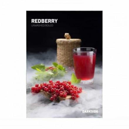 Табак Dark Side Medium Redberry 100 грамм (красная смородина)