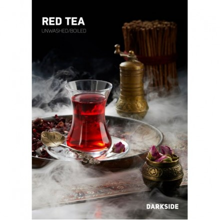 Табак Dark Side Soft Red Tea 100 грамм (чай каркаде)