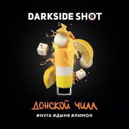Табак Dark Side Shot Line Донской Чилл 30 грамм (нуга дыня лимон)