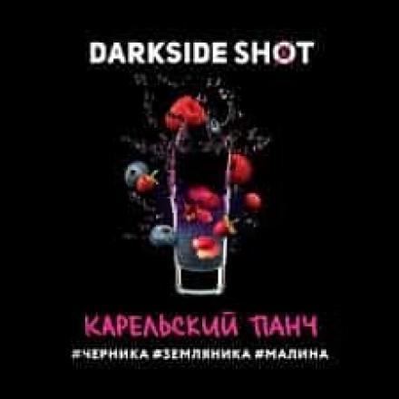 Табак Dark Side Shot Line Карельский Панч 30 грамм (черника земляника малина)