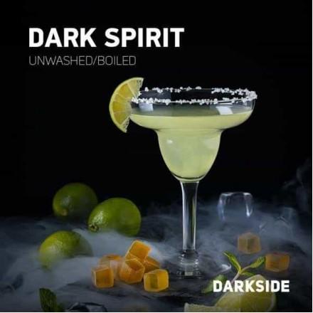 Табак Dark Side Medium Dark Spirit 100 грамм (коктейль маргарита освежающий и кислый лайм и немного колючей текиллы)