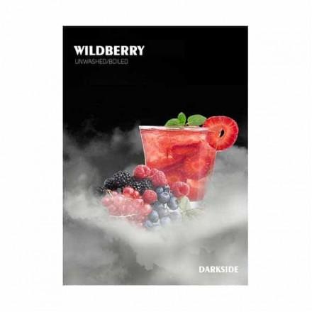 Табак Dark Side Rare Wildberry 100 грамм (ягодный микс)