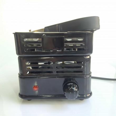Электрическая плитка для розжига угля Hot Plate SX-A17 с регулятором температуры