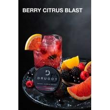 Табак DRUGOY Berry Citrus Blast 25 грамм (цитрусы с ягодами)