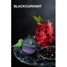 Табак DRUGOY Blackcurrant 25 грамм (черная смородина)