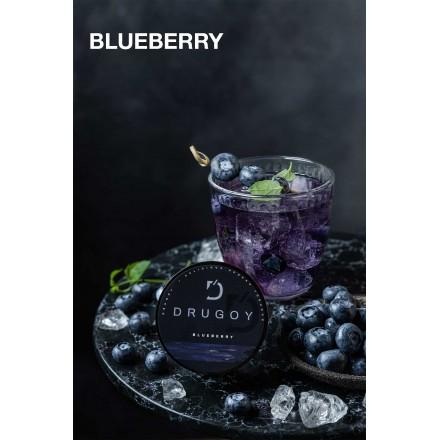 Табак DRUGOY Blueberry 25 грамм (черника)