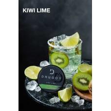 Табак DRUGOY Kiwi Lime 25 грамм (киви лайм)