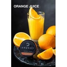 Табак DRUGOY Orange Juice 25 грамм (апельсиновый сок)