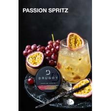 Табак DRUGOY Passion Spritz 25 грамм (маракуйя виноград ваниль)