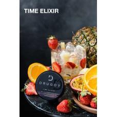 Табак DRUGOY Time Elixir 100 грамм (клубника маракуйя ананас апельсин)