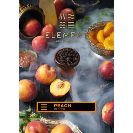 Табак Element Earth Peach 100 грамм (персик)