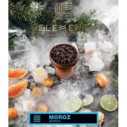 Табак Element Water Moroz 100 грамм (лед с мятой)
