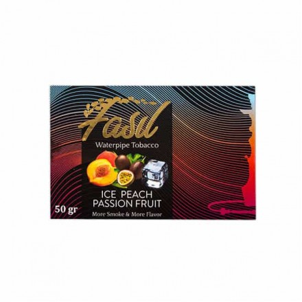 Табак Fasil Ice Peach Passion Fruit 50 грамм