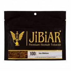 Табак Jibiar Ice Melon 100 грамм (дыня лёд)