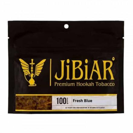 Табак JIBIAR Fresh Blue 100 грамм (Ягоды Лед)