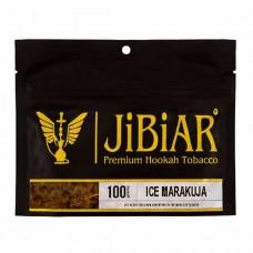 Табак JIBIAR Ice Maracuja 100 грамм (Ледяная Маракуйя)