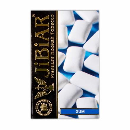 Табак Jibiar Gum 50 грамм (жвачка)