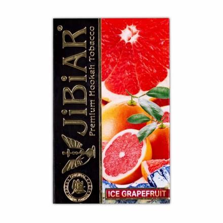 Табак Jibiar Ice Grapefruit 50 грамм (лёд грейпфрут)