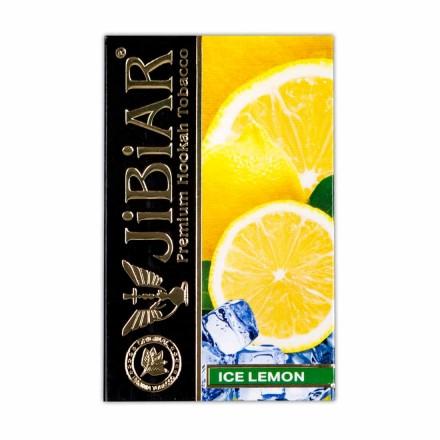 Табак Jibiar Ice Lemon 50 грамм (лимон лёд)