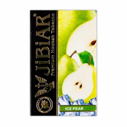 Табак JIBIAR Ice Pear 50 грамм (груша лёд)