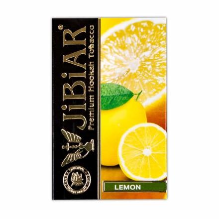 Табак Jibiar Lemon 50 грамм (лимон)