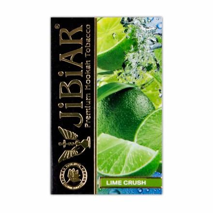 Табак Jibiar Lime Crush 50 грамм (лайм лимон)