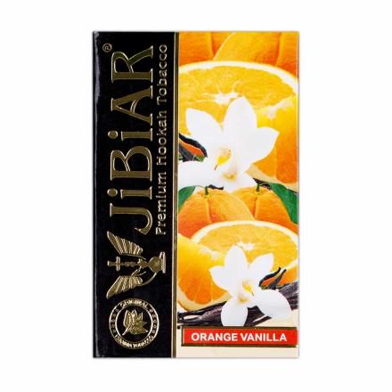 Табак Jibiar Orange Vanilla 50 грамм (апельсин ваниль)