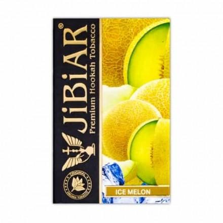 Табак Jibiar Ice Melon 50 грамм (дыня лёд)