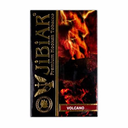 Табак Jibiar Volcano 50 грамм (медовая дыня грейпфрут маракуйя мускатный лимон)
