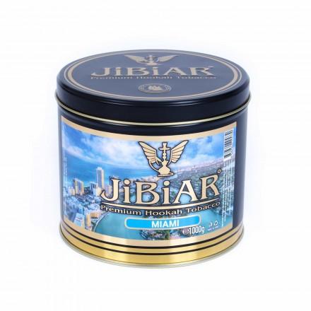 Табак Jibiar Miami 1 килограмм (ананас манго ментол)