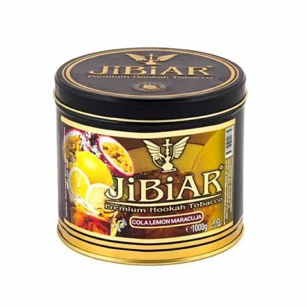 Табак JIBIAR Cola Lemon Maracuja 1 кг (Кола Лимон Маракуйя)