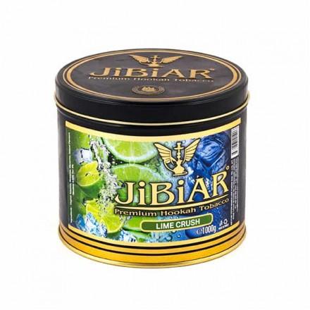 Табак JIBIAR Lime Crush 1 кг (Лайм Лимон)