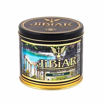 Табак JIBIAR Phaselis 1 кг (Грейпфрут Апельсин Лимон Лед)