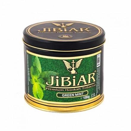 Табак JIBIAR Green Mint 1 кг (Свежая Мята)
