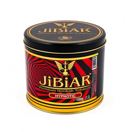 Табак JIBIAR Hypnotic 1 кг (Ягоды Клубника Лед)