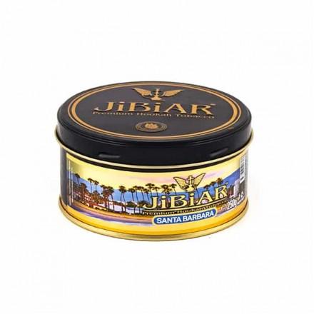 Табак Jibiar Santa Barbara 250 грамм (ментол персик голубика)