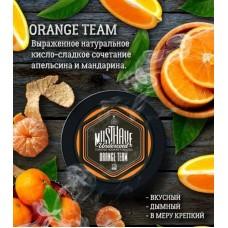 Табак Must Have Orange Team 125 грамм (кисло-сладкий апельсин с мандарином)