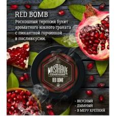 Табак Must Have Red Bomb 125 грамм (гранат)