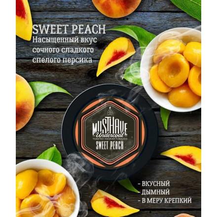 Табак Must Have Sweet Peach 125 грамм (персик)