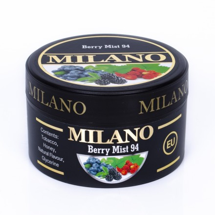 Табак Milano Berry Mist M94 50 грамм (черника земляника ежевика мята)