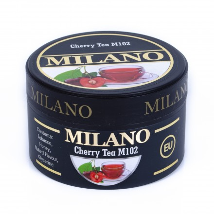 Табак Milano Cherry Tea M102 100 грамм (вишневый чай)