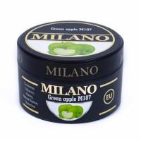 Табак Milano Green Apple M107 100 грамм (зеленое Яблоко)